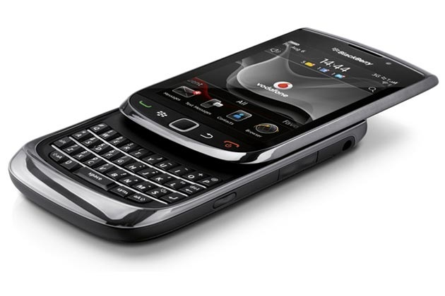 Blackberry Torch II
