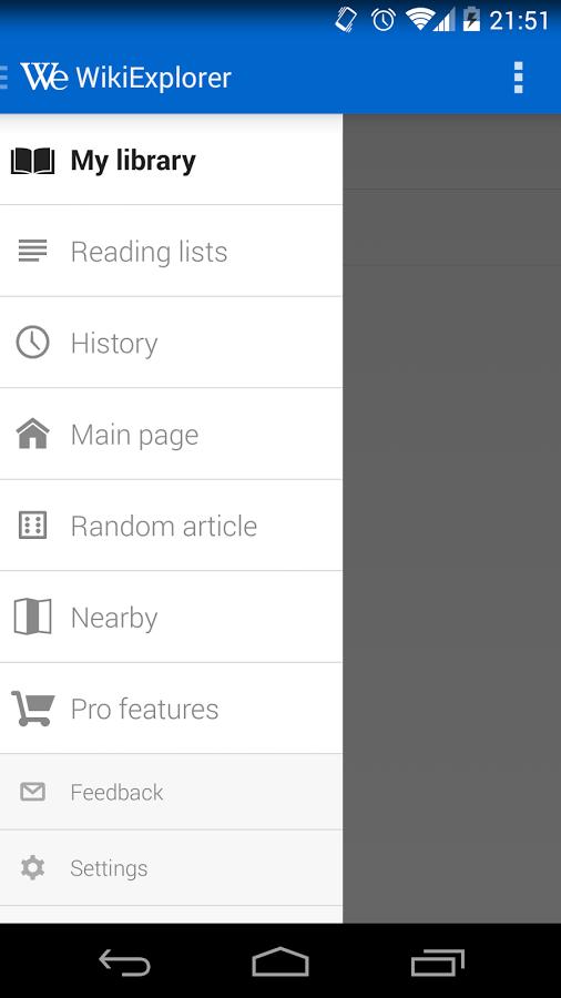 Improving the Wikipedia experience on Android - TechnoKick com