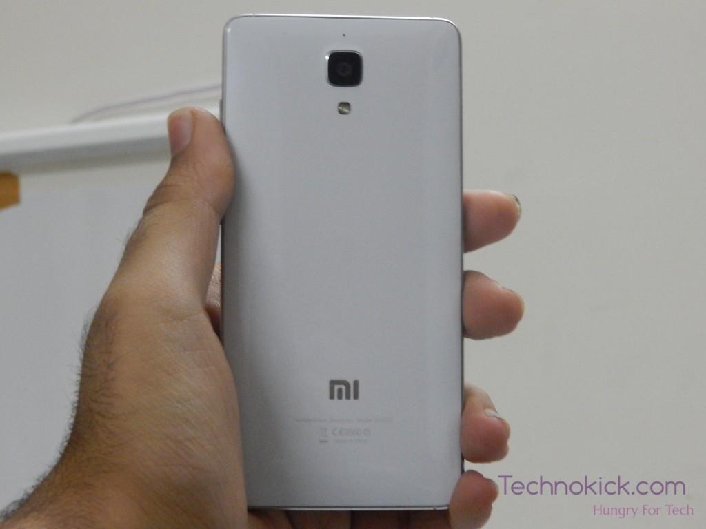 Mi4 Review Sepcification