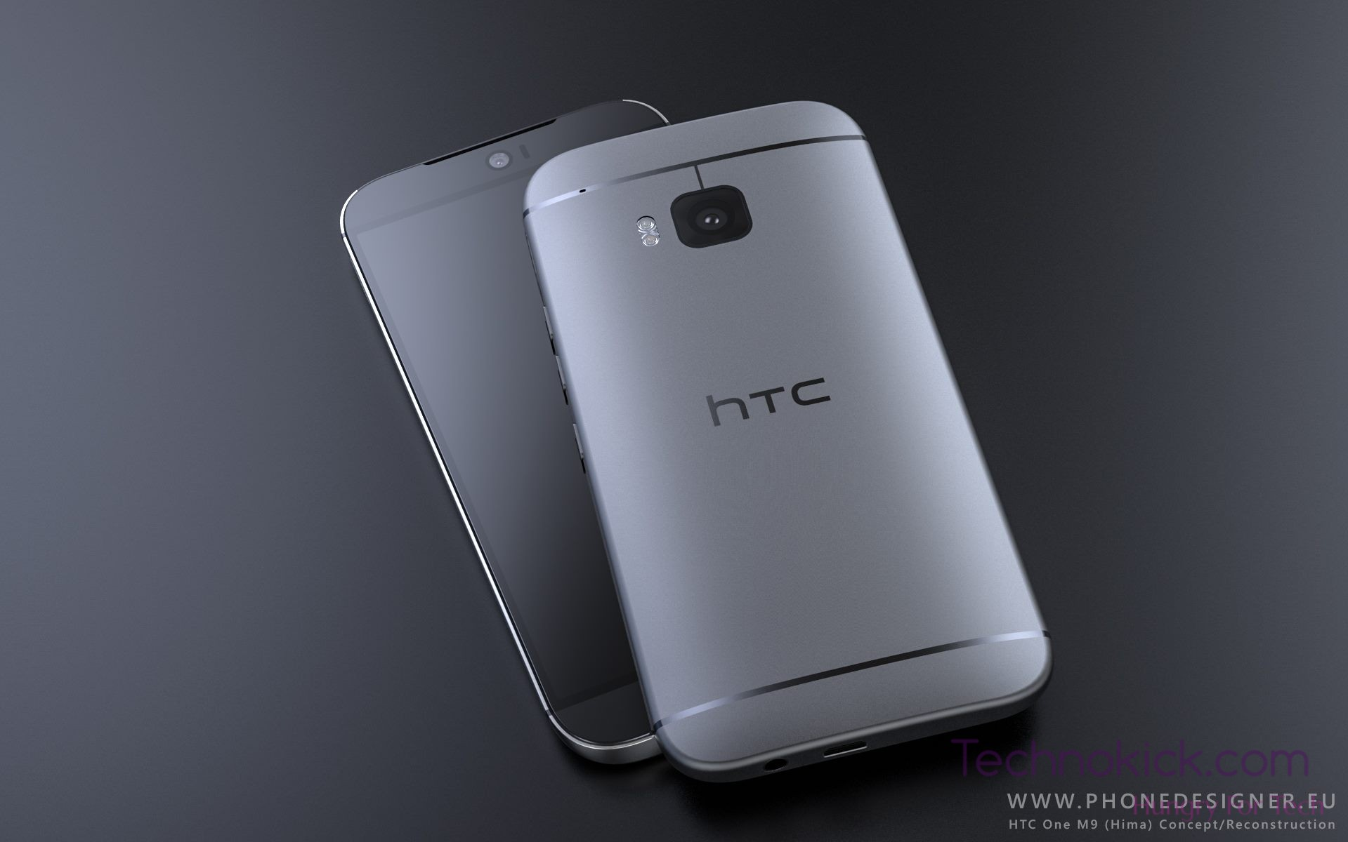 HTC-One-M9-renders—this-phone-is-on-fire