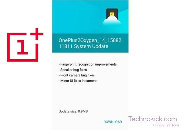 OnePlus 2 OTA