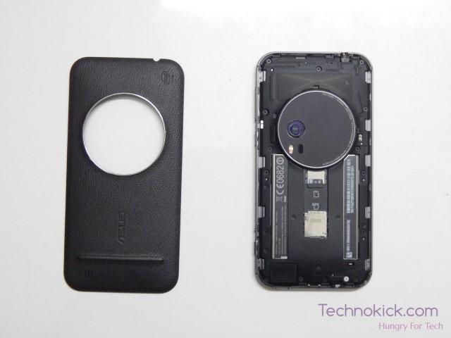 Zenfone Zoom Review Back