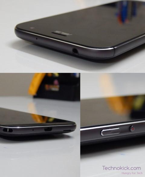 Asus Zenfone Zoom Built