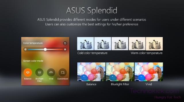Asus Zenfone Zoom Zen UI features