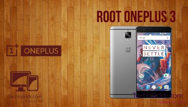 Root-OnePlus-3-Mac