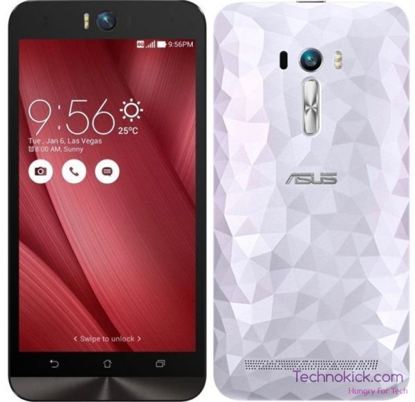 ASUS-Zenfone-Selfie-with-diamond-cut-back-launched-in-India-for-Rs-12999