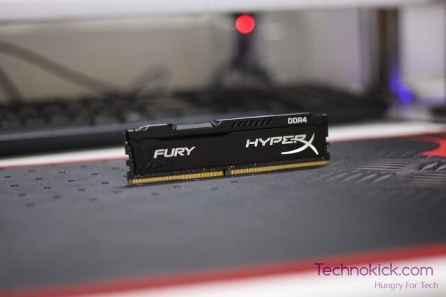 Kingston HyperX Fury 2400MHz DDR4 RAM