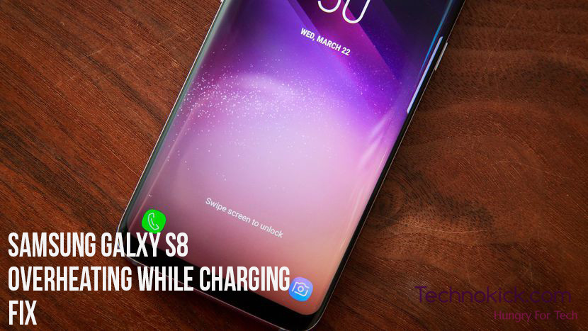 GALAXY S8 CHARGING